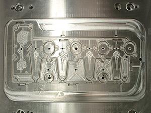 creation moule injection etancheite